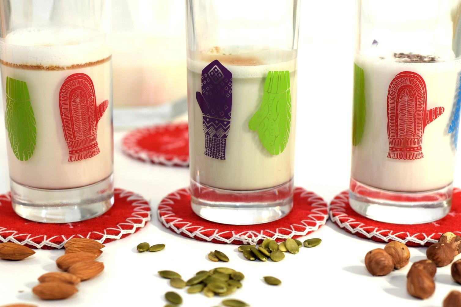 three homemeade nut milk recipes02