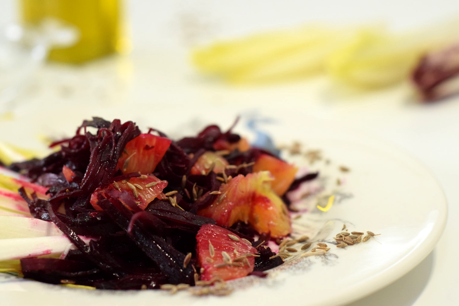 roasted beetroot salad recipe04