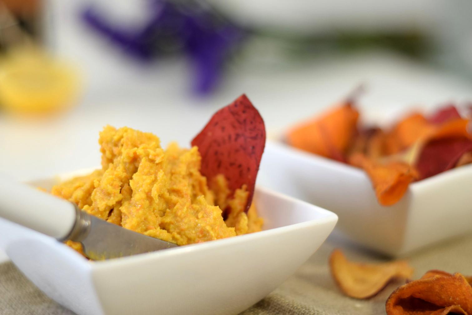 sesame tahini paste with carrot recipe03