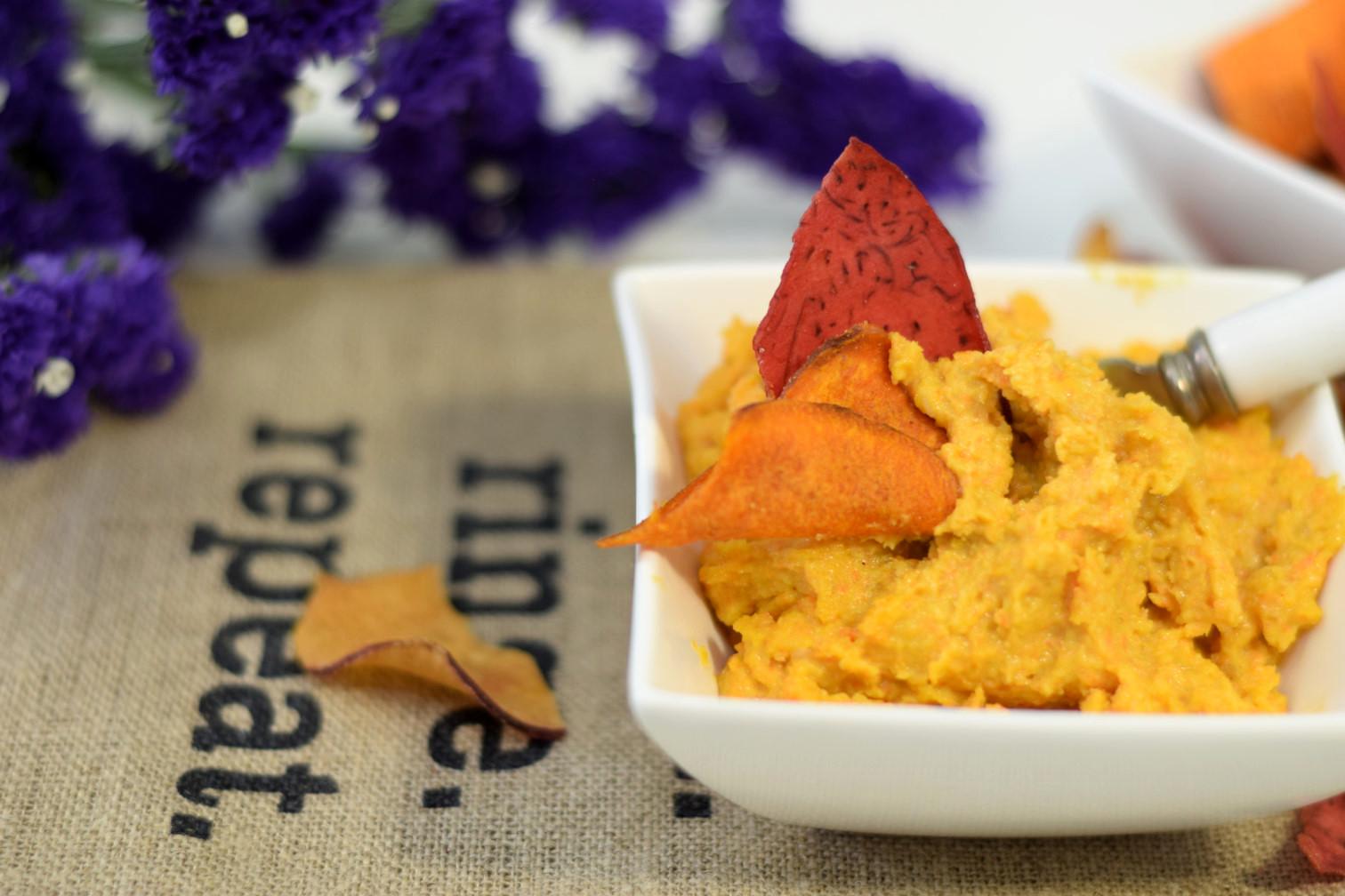 sesame tahini paste with carrot recipe05
