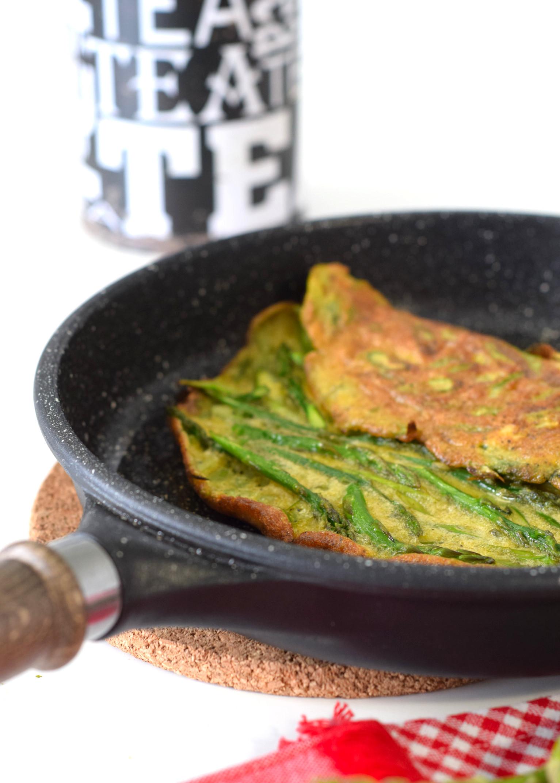 simple asparagus omelette recipe04