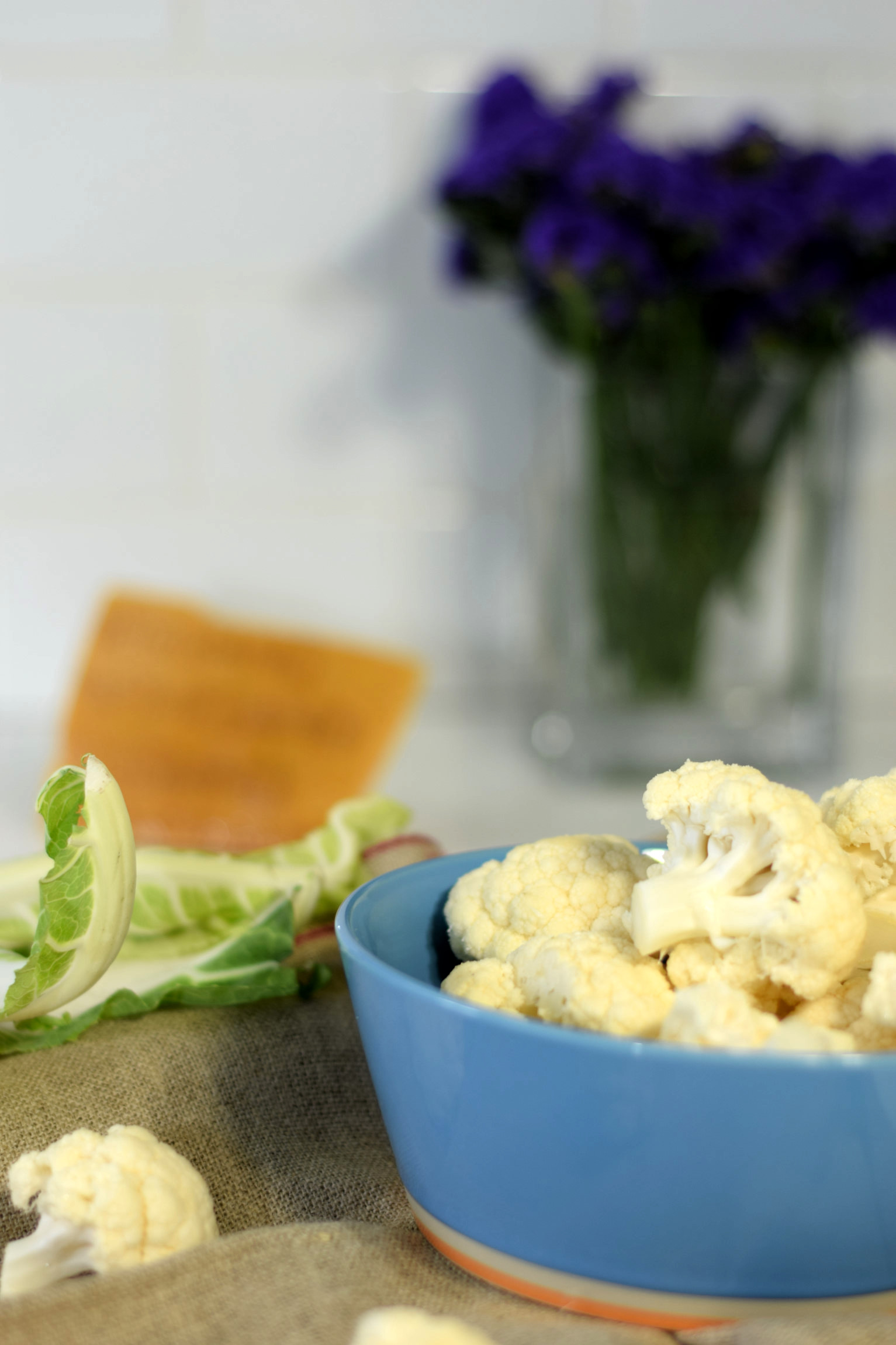 simple cauliflower gratin recipe02