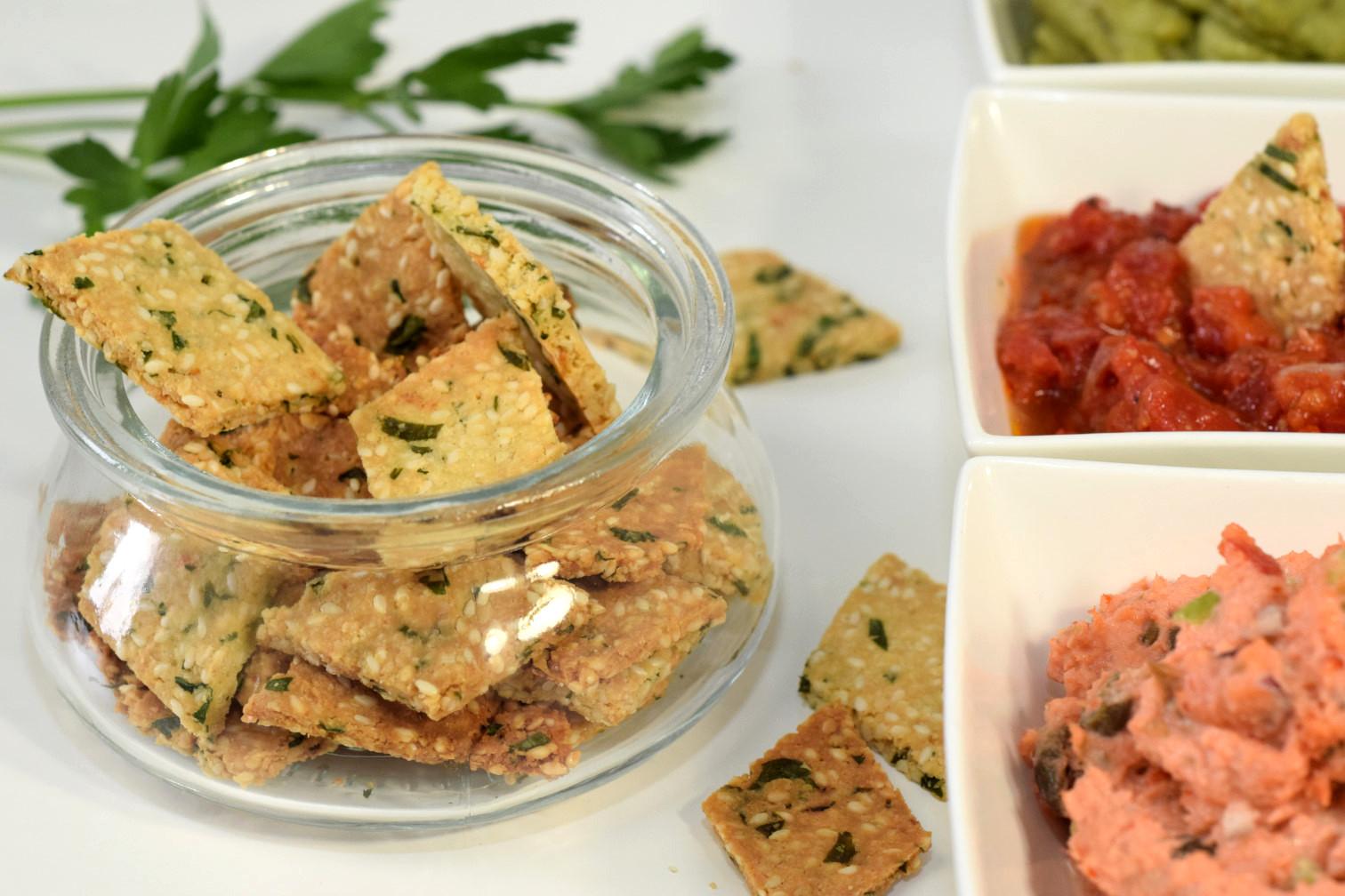 gluten-free almond crackers recipe03