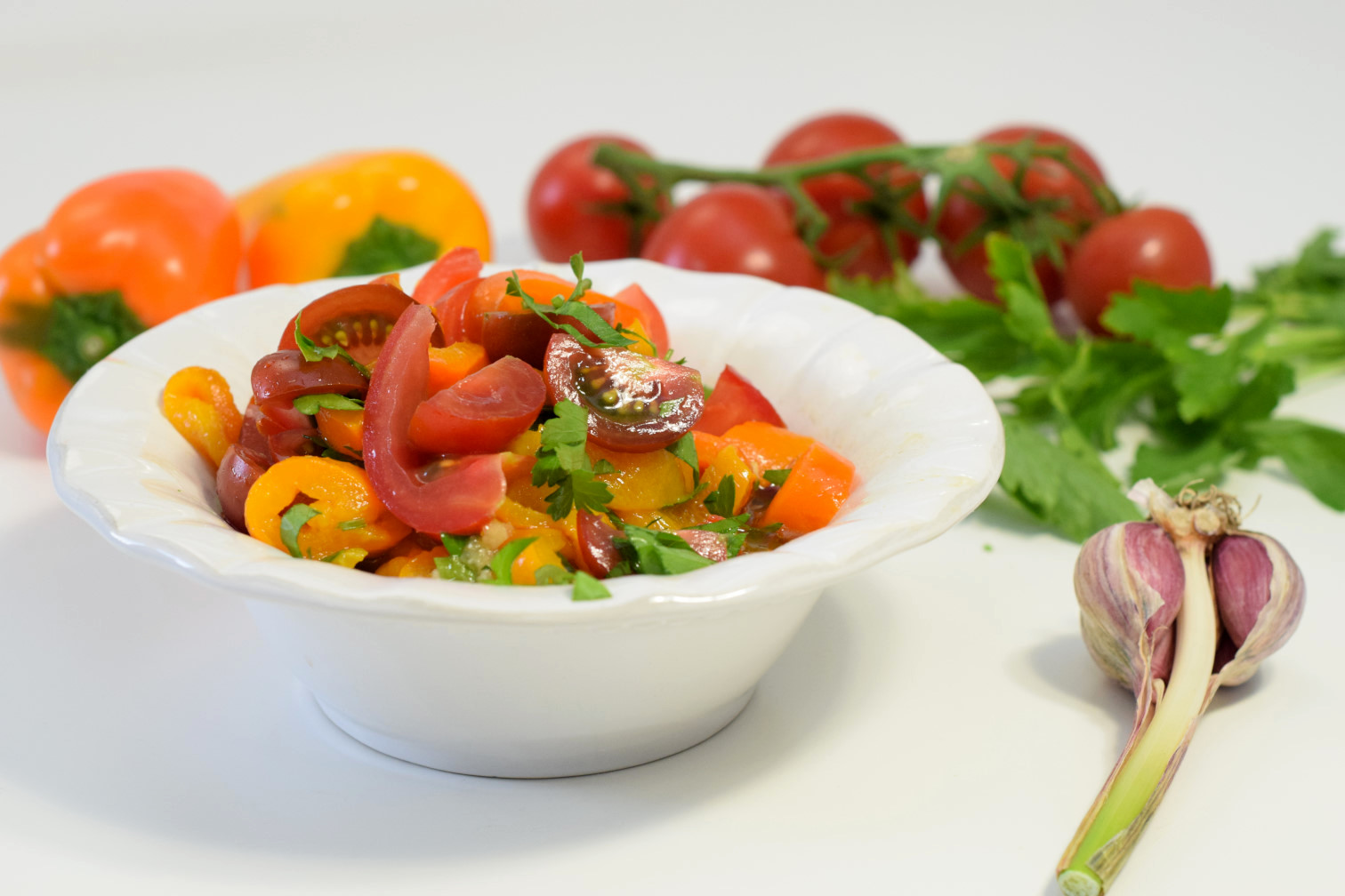 moroccan pepper salad for picnics recipe02