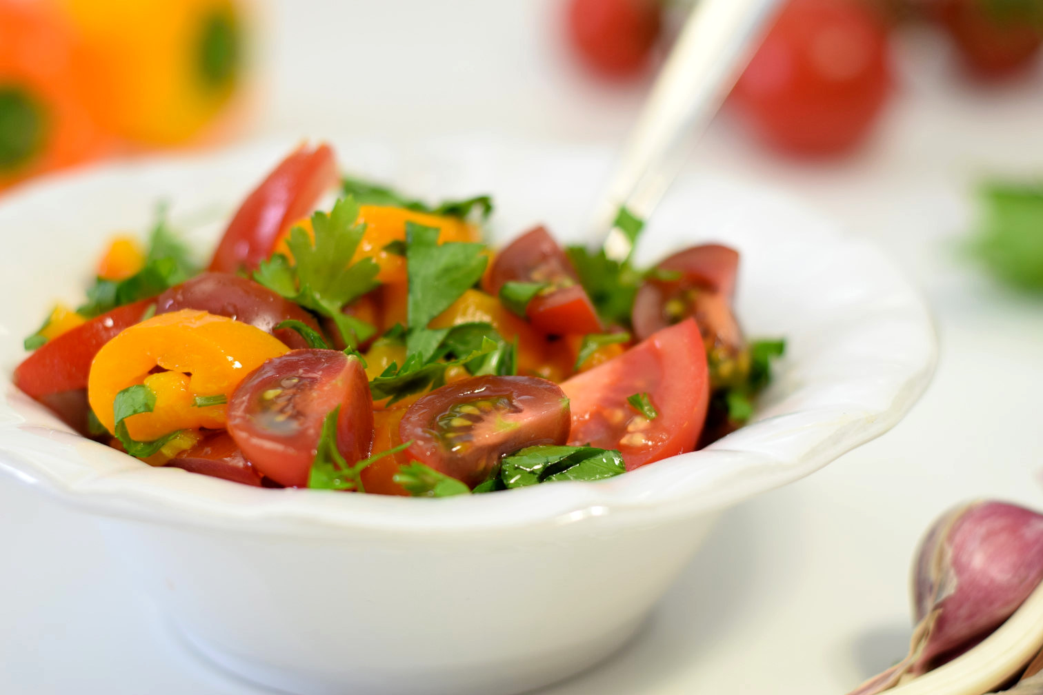moroccan pepper salad for picnics recipe04